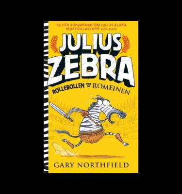 Julius Zebra Rollebollen met de Romeinen Gary Northfield