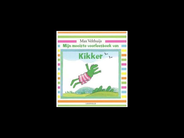 Mijn mooiste voorleesboek van Kikker Max Velthuijs Casperle