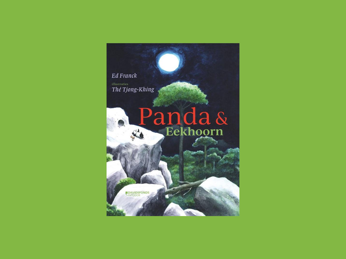Boekbespreking Panda en Eekhoorn