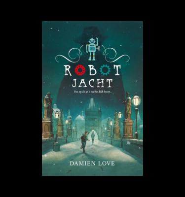 Robotjacht Damien Love