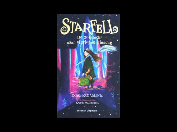 Starfell en de zoektocht naar afgelopen dinsdag Dominique Valente Casperle