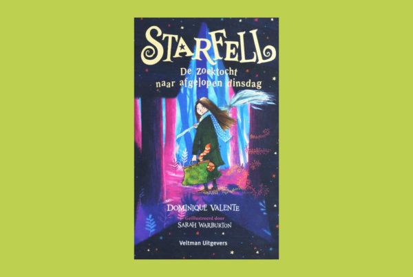 Starfell en de zoektocht naar afgelopen dinsdag Dominique Valente