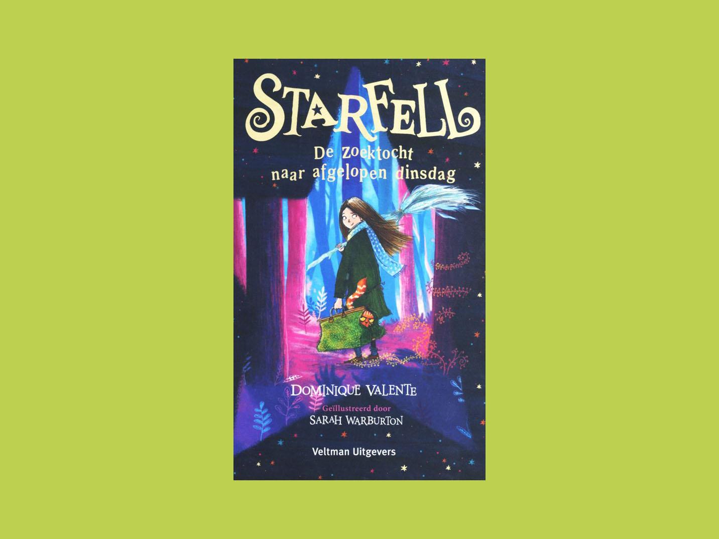 Boekbespreking Starfell De zoektocht naar afgelopen dinsdag
