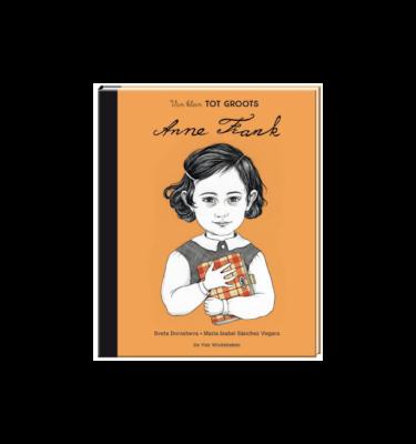 Van klein tot groots Anne Frank Sveta Dorosheva