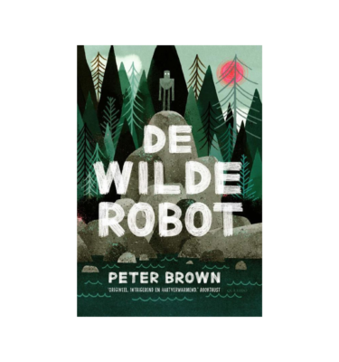 De wilde robot Peter-Brown