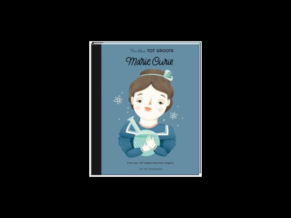 Van klein tot groots, Marie Curie Maria Isabel Sanchez-Vegara
