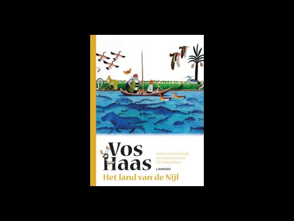 Vos en Haas Het land van de Nijl Sylvia van den Heede