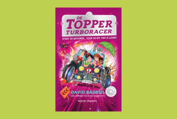 De Topper Turboracer David Baddiel