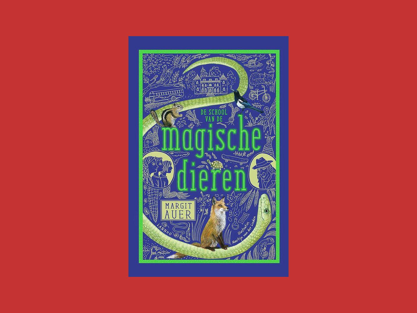 Boekbespreking De school van de magische dieren