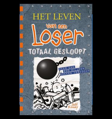 Leven van een Loser, Totaal gesloopt - Jeff Kinney