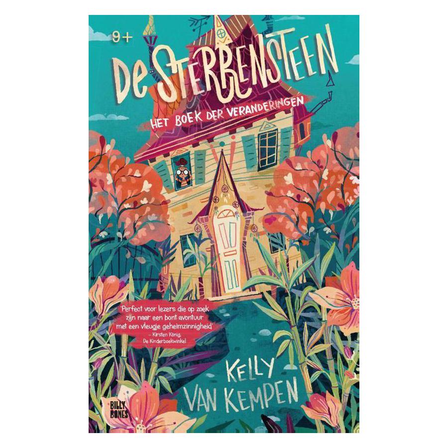 Sterrensteen Kelly van Kempen