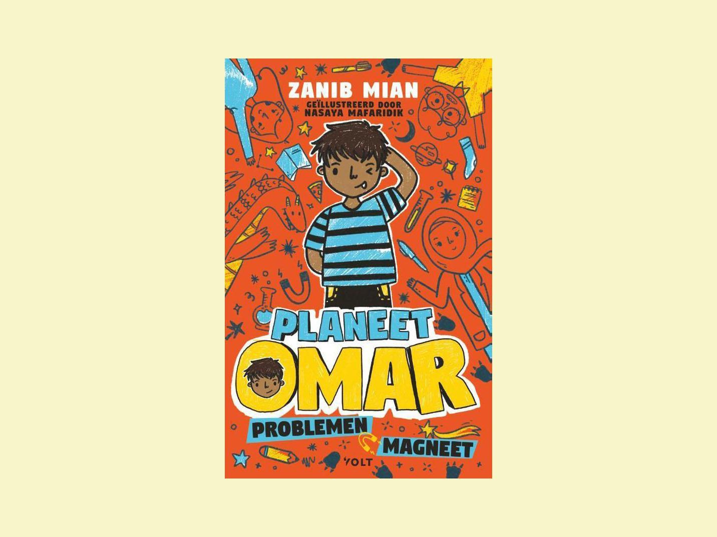 Boekbespreking Planeet Omar problemen magneet