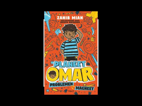 Planeet Omar problemen magneet Zanib Mian