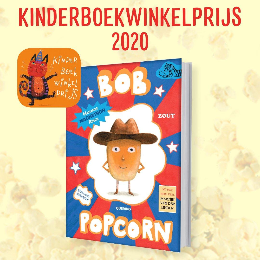 Winnaar Kinderboekwinkelprijs 2020