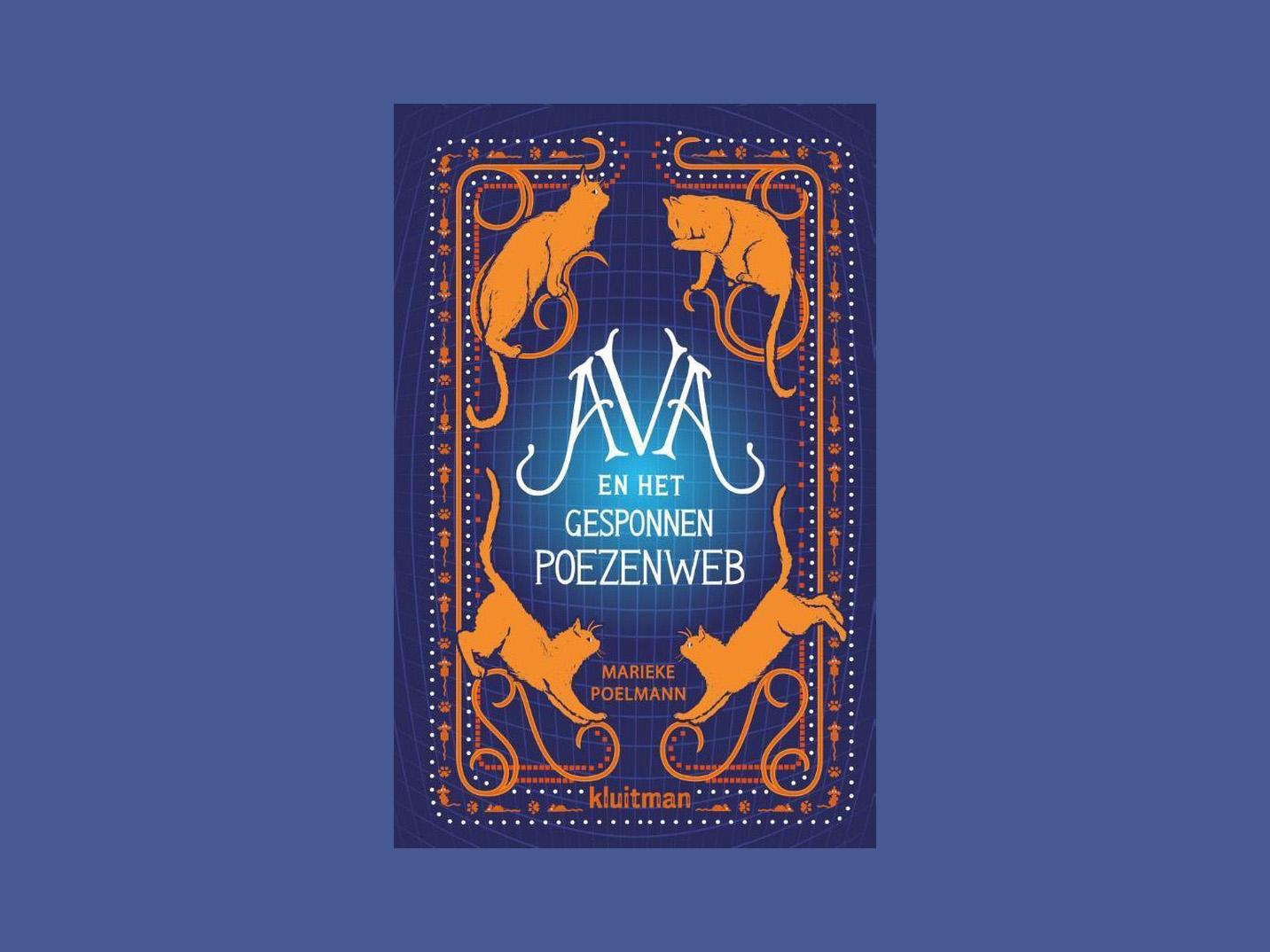 Boekbespreking Ava en het gesponnen poezenweb