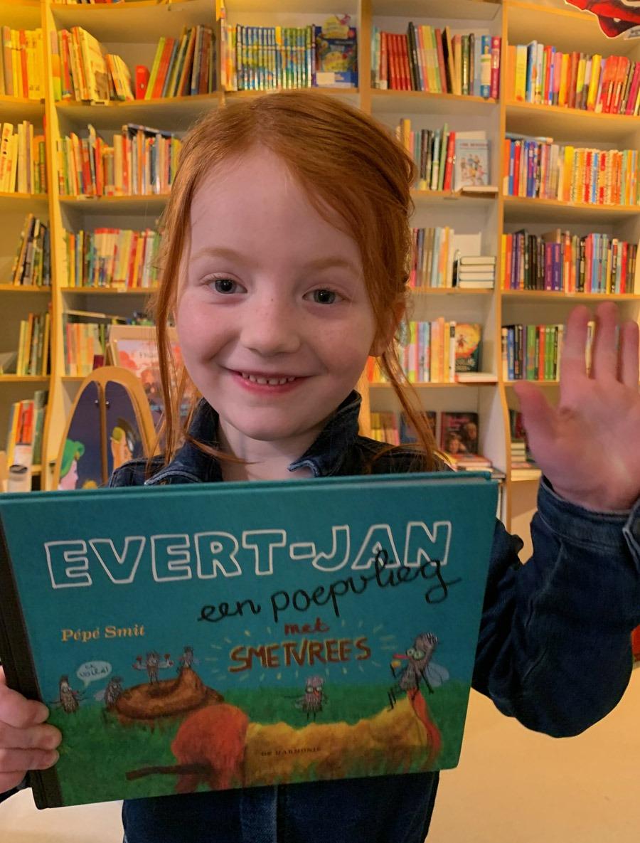 Het favoriete kinderboek van Stine Roos