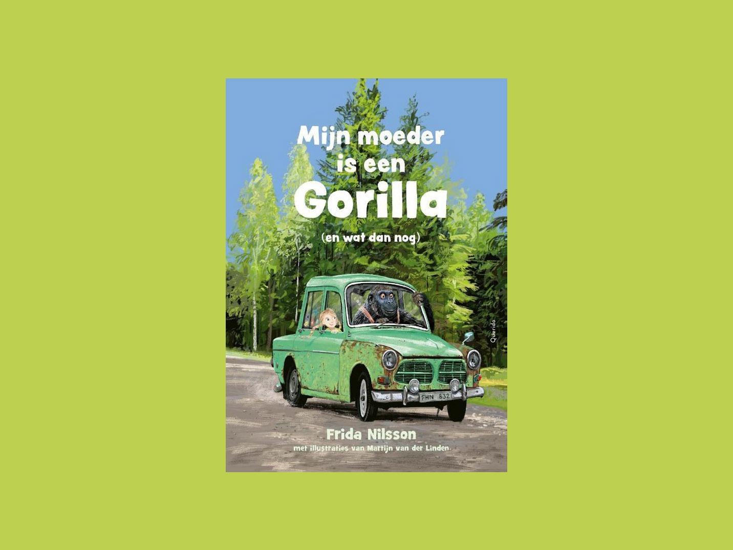 Boekbespreking Mijn moeder is een gorilla (en wat dan nog)