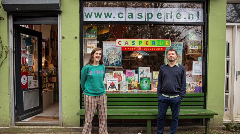 Bezoek Casperle op afspraak