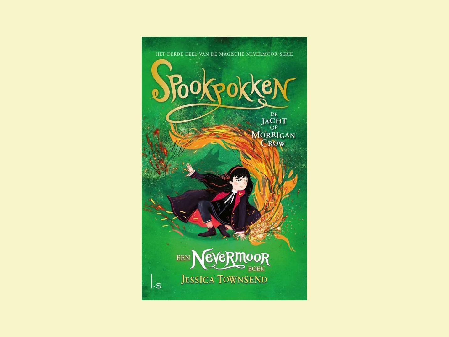 Boekbespreking Nevermoor (deel 3) Spookpokken, De jacht op Morrigan Crow