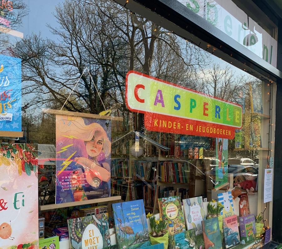 Casperle vrijdag 16 april 2021 gesloten
