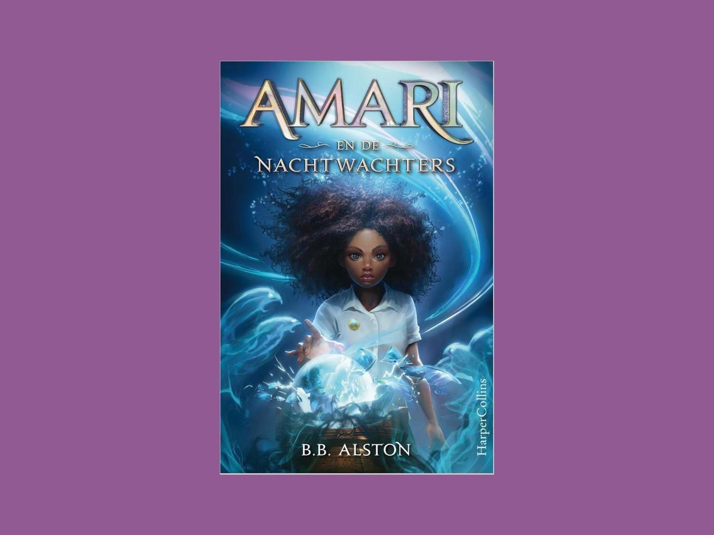 Boekbespreking Amari en de nachtwachters